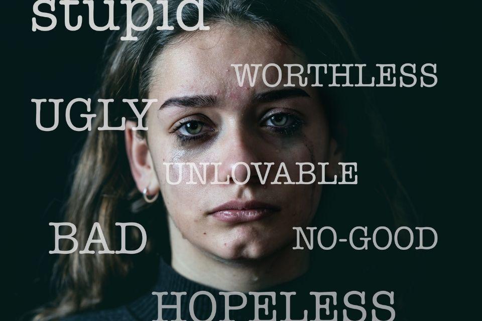 ik voel me waardeloos